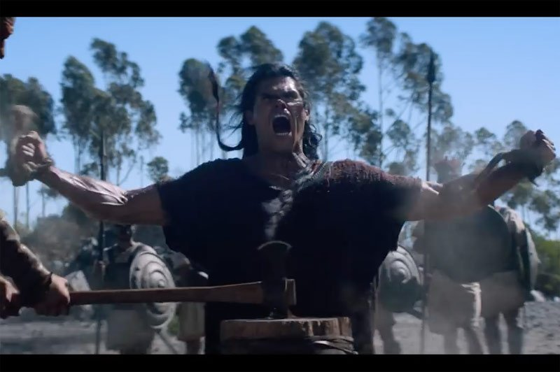 Samson Trailer Brings the Biblical Story to Life