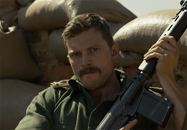 The 10 Best Original Netflix Movies: The Siege of Jadotville