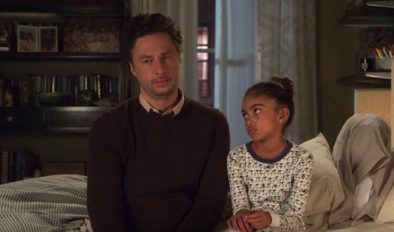 Check out the trailer for Zach Braff's new ABC series Alex, Inc.