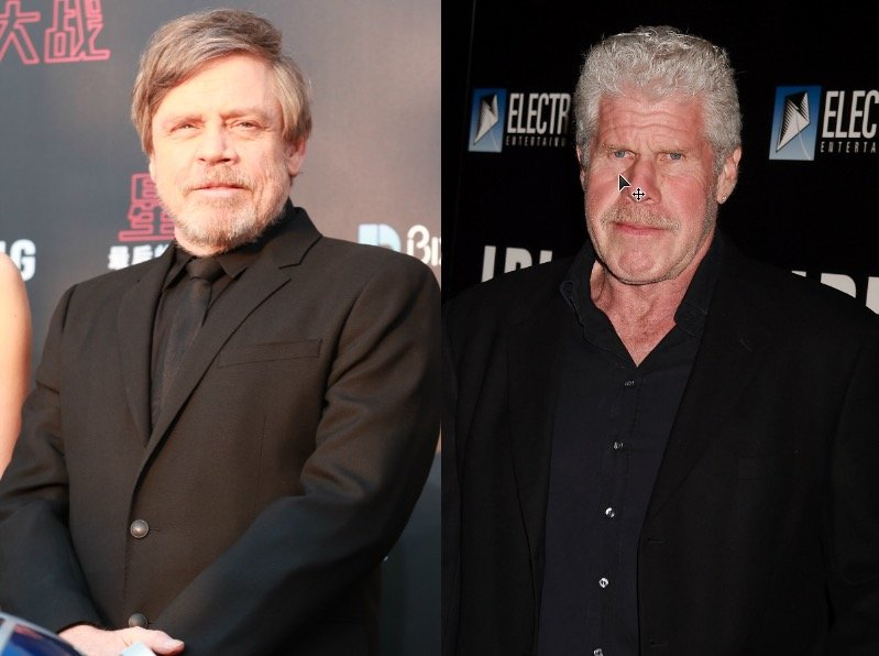 Mark Hamill and Ron Perlman have joined the animated series Transformers: Prime Wars Trilogy