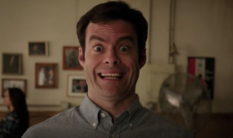 Check out Bill Hader as a hitman who wants to act in the trailer for the HBO series Barry