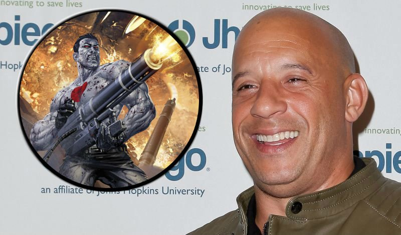 Vin Diesel in Talks to Play Bloodshot