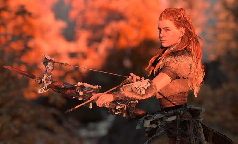 Horizon Zero Dawn Tops the Nominations List for the 21st D.I.C.E. Awards