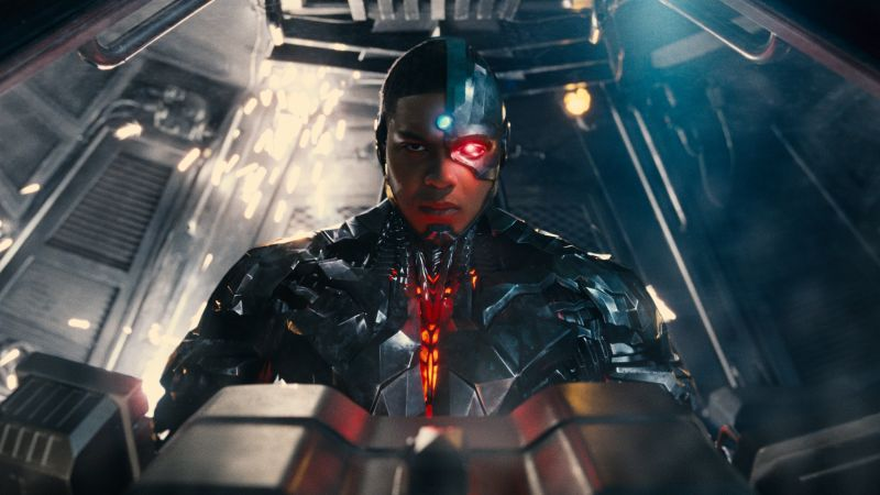 Joe Morton Details Plans for the Cyborg Movie