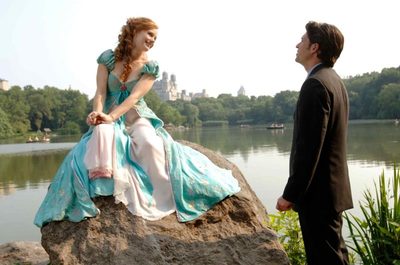 The script is almost done for Disenchanted, the sequel to Enchanted starring Amy Adams