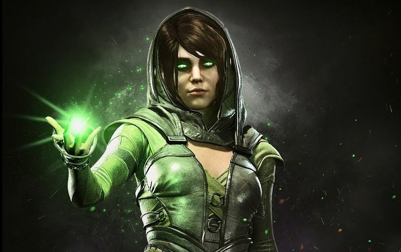 Enchantress Gameplay Trailer for Injustice 2 Released