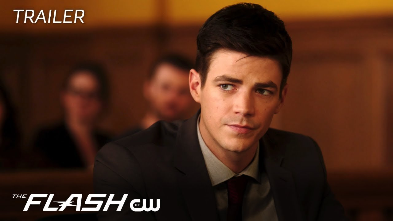 The Trial of The Flash Extended Trailer Debuts