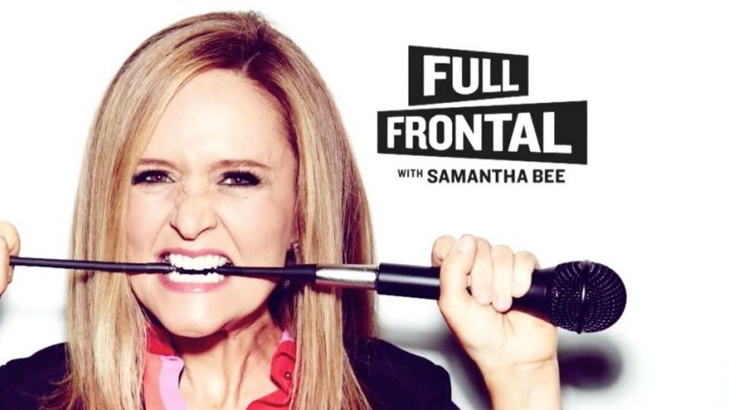 TBS has ordered two more seasons of Full Frontal with Samantha Bee