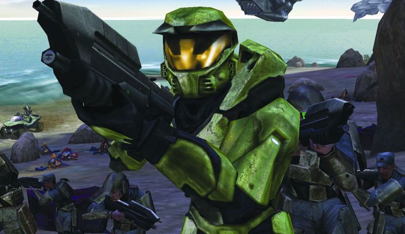 Halo TV Series Still In Development at Showtime