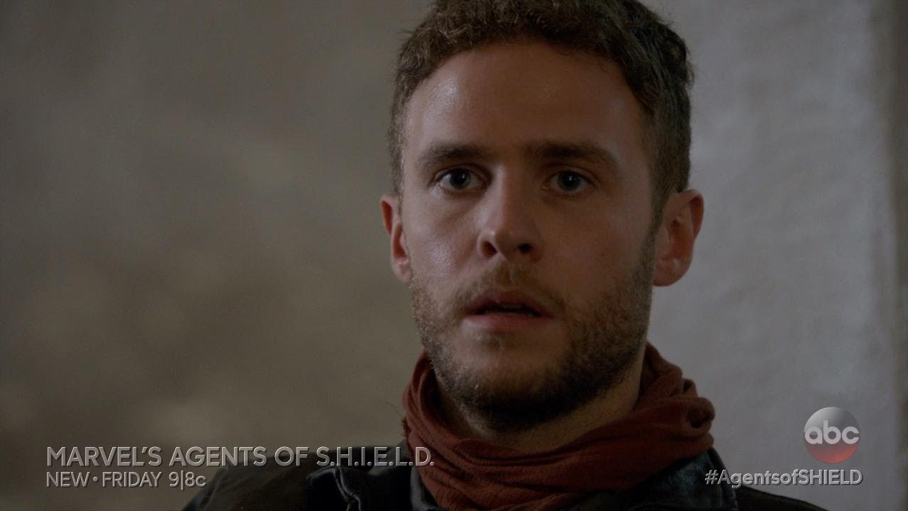 Fitz Gets a New Identity in Agents of SHIELD Clip