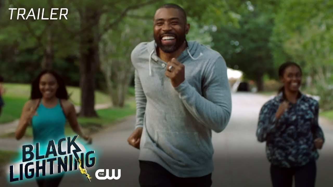The Family Fights Back in New Black Lightning Trailer
