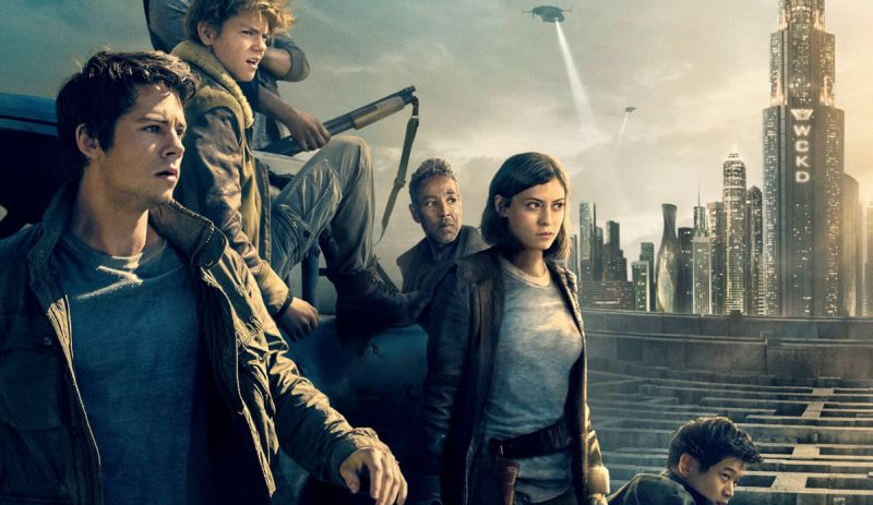 Return to the Maze in New Maze Runner: The Death Cure Clip