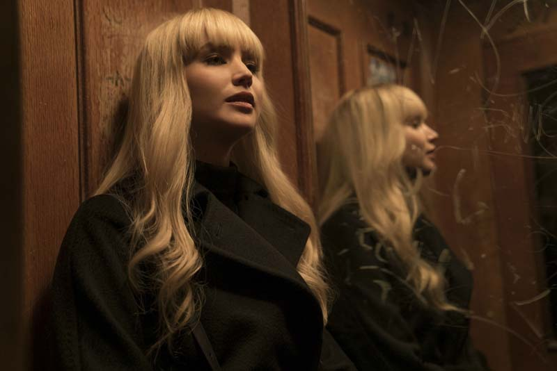 Jennifer Lawrence Takes Back Her Life in the New Red Sparrow Commercial