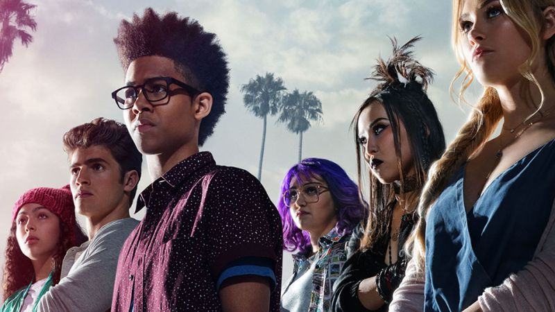 Future Man and Marvel's Runaways Renewed at Hulu