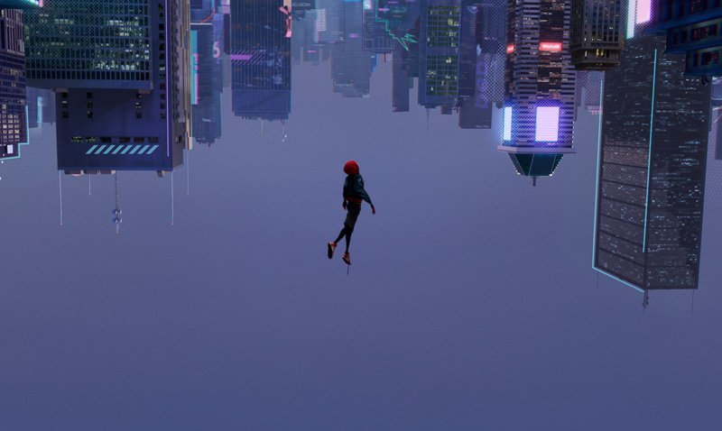2018 Comic Book Movies: Spider-Man: Into the Spider-Verse opens on December 14