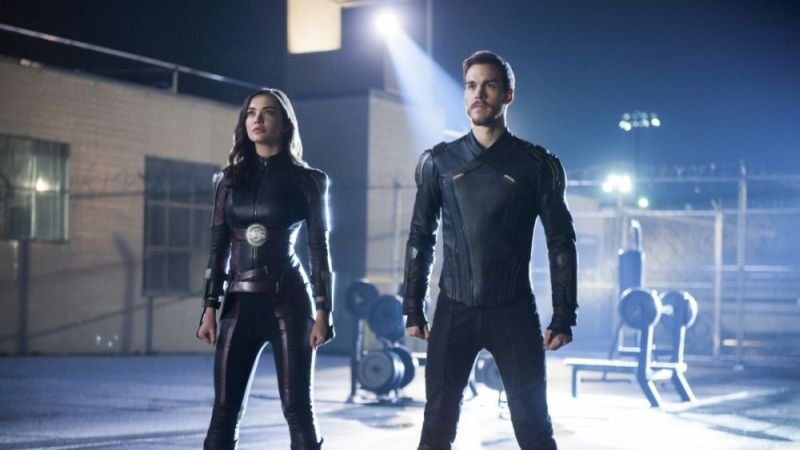 Legion of Super-Heroes Photos from the New Supergirl Episode