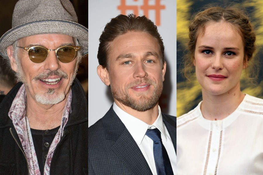 Billy Bob Thornton, Charlie Hunnam and Carla Juri join Aaron Taylor-Johnson in A Million Little Pieces