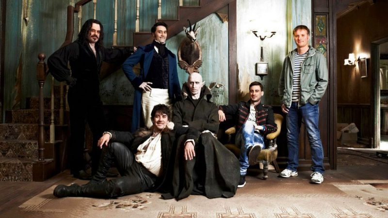 FX has ordered a TV series reboot of What We Do in the Shadows from Jemaine Clement and Taika Waititi