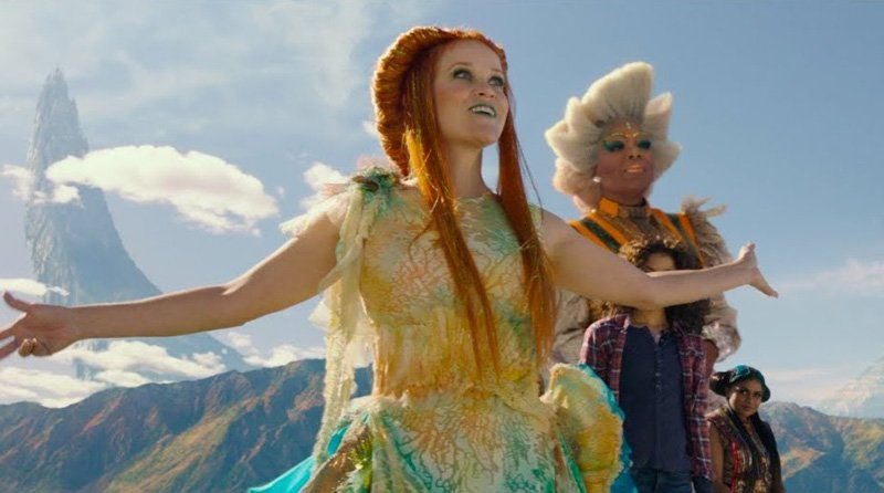 Disney Debuts A Wrinkle in Time Golden Globe Awards Spot