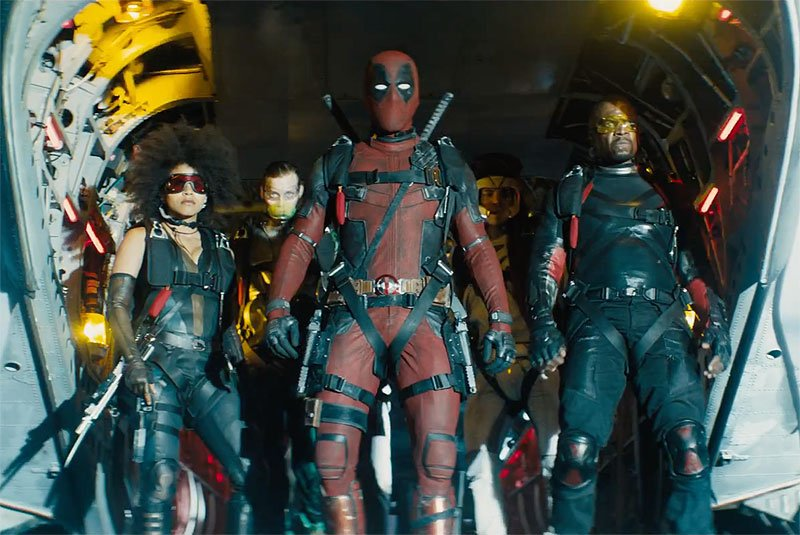 Over 60 Deadpool 2 Trailer Screenshots Bring Maximum Effort