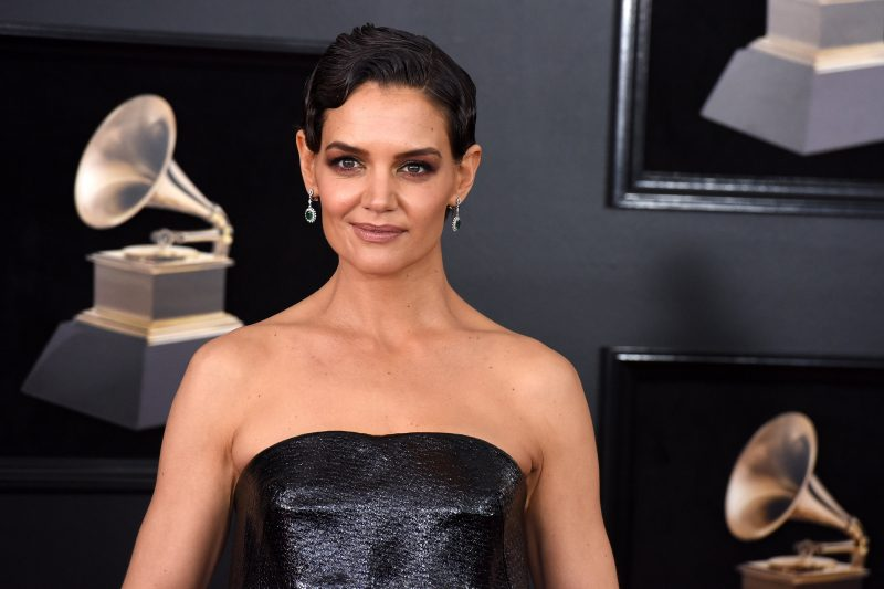 Katie Holmes is making her TV comeback