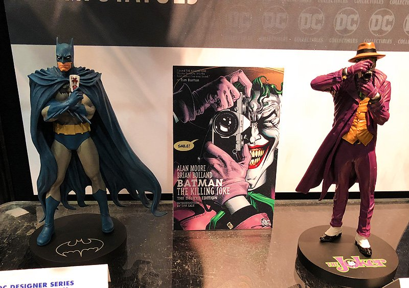 DC Collectibles Toy Fair Gallery Including Batman, Watchmen & More!