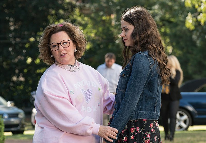 Life of the Party Set Visit With Melissa McCarthy & More
