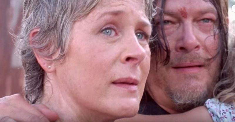 Check out AMC's midseason trailer for The Walking Dead Season 8