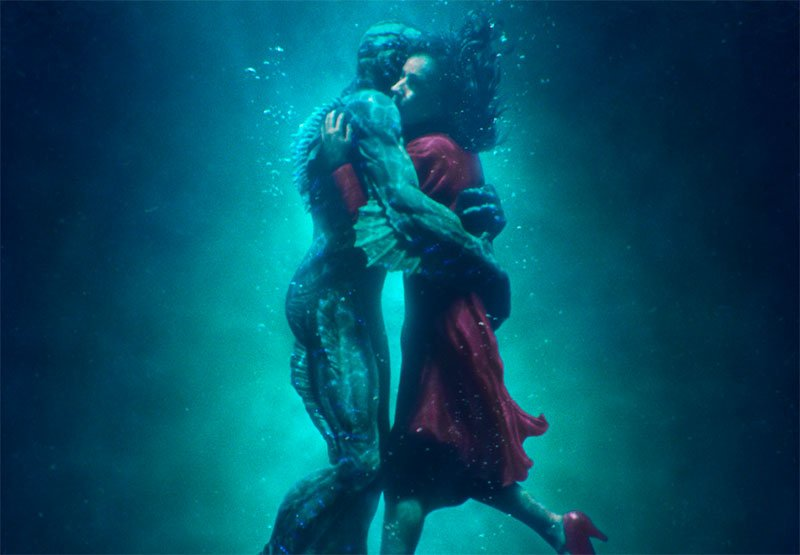 The Shape of Water Blu-ray and Digital Details