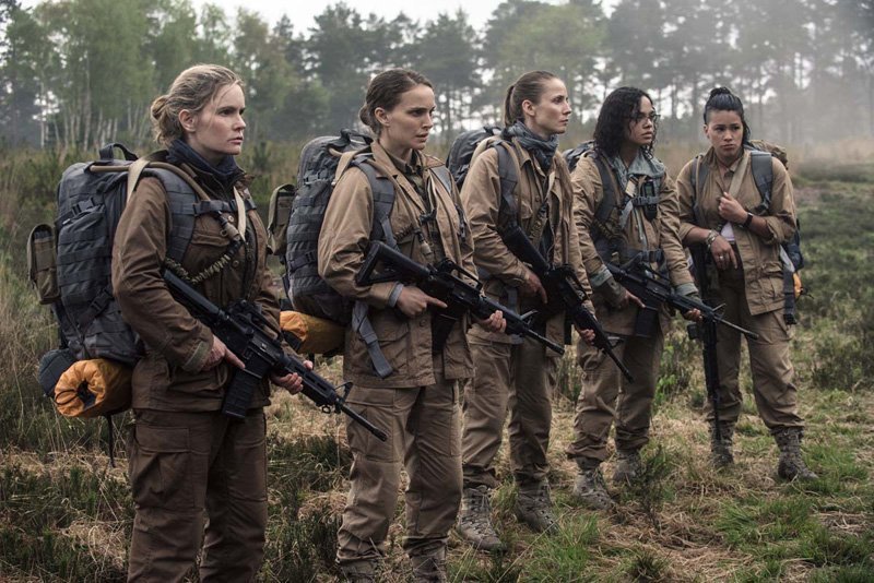 Interviews with Annihilation Stars Natalie Portman, Oscar Isaac and More