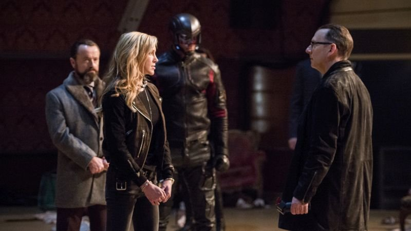 Team Arrow Makes a Trade in The Devil's Greatest Trick Photos
