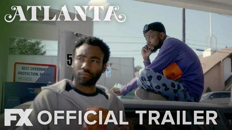 'Atlanta' season two trailers debut