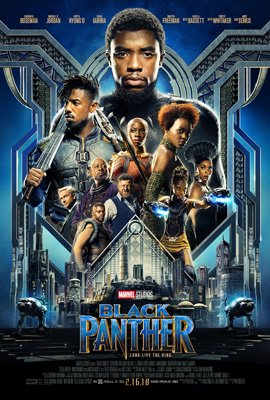 Black Panther Review #1 at ComingSoon.net