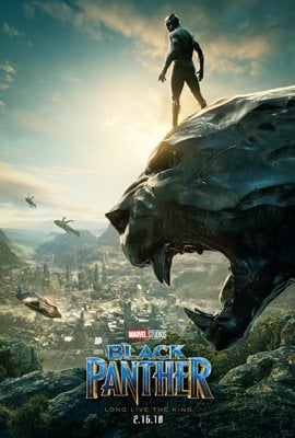 Black Panther Review #2 at ComingSoon.net