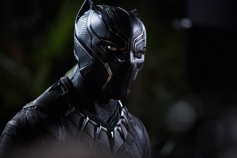 blackpanthersocial1 - Black Panther Review # 1