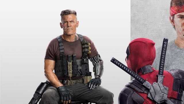 Deadpool 2 Promo Art is A Throwback for Josh Brolin's Birthday