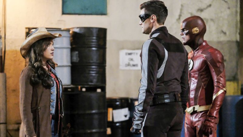 The Flash Episode 4.14 Photos: Subject 9