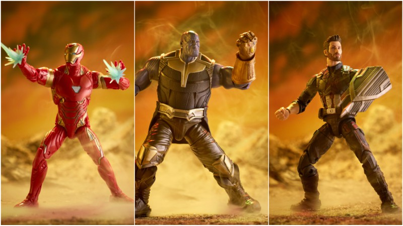 Check Out Over 100 Avengers: Infinity War Toy and Action Figure Photos!