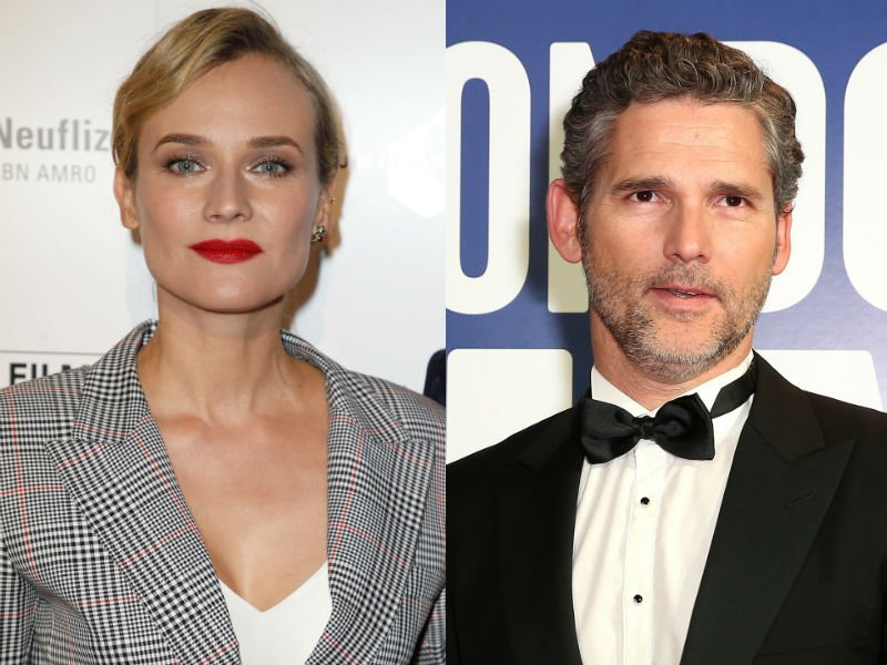 Diane Kruger and Eric Bana have been cast in Yuval Adler's The Operative