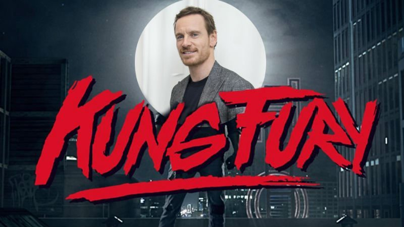 Michael Fassbender to star in Kung Fury movie