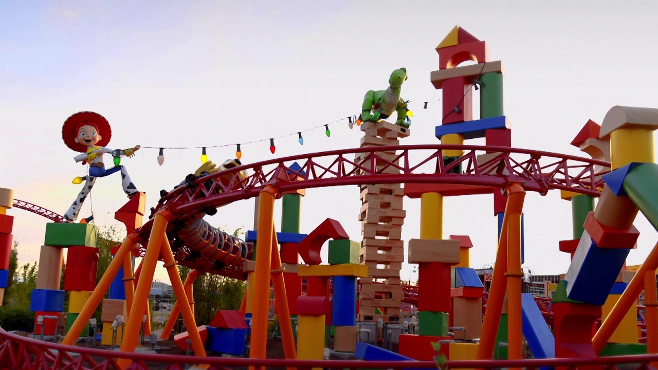 Toy Story Land will open on June 30, 2018