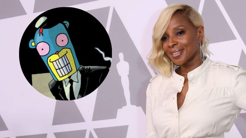 Mary J. Blige Joins Netflix's The Umbrella Academy