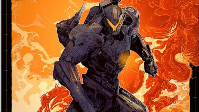 Meet the New Jaegers in Pacific Rim Uprising IMAX Posters