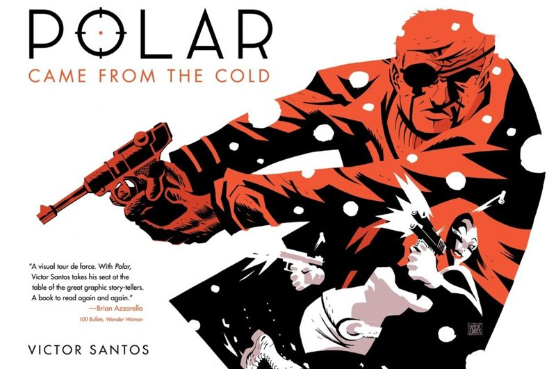 Netflix and Constantin Start Production on Polar