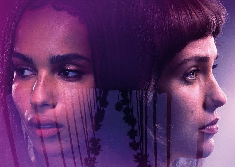 Exclusive Gemini Poster Featuring Lola Kirke and Zoë Kravitz