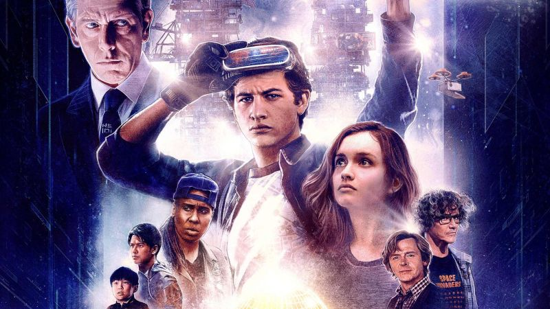 Spot the References in the New Ready Player One Poster
