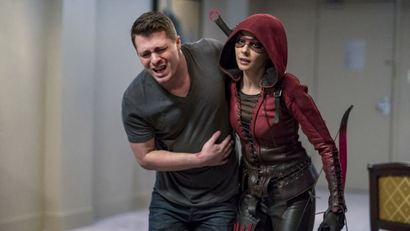 Roy Harper Returns in All-New Arrow Photos