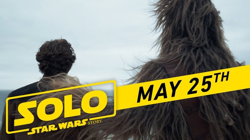 The Solo: A Star Wars Story Trailer is Here!