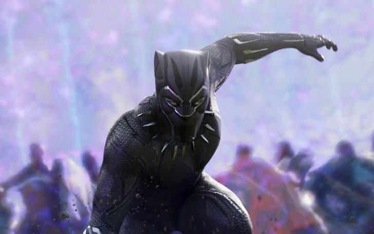 The King Arrives in the New Black Panther TV Spot
