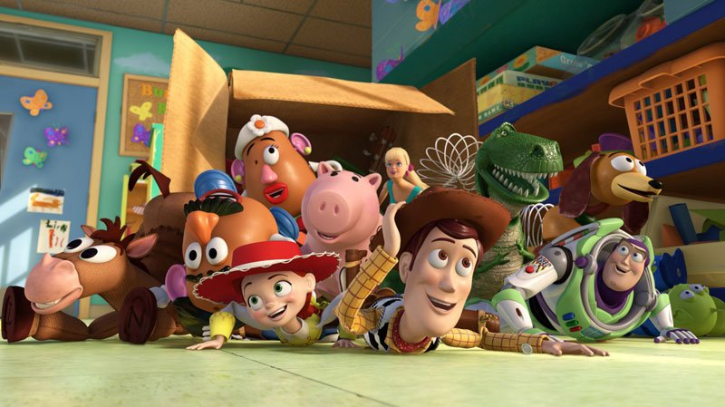 Upcoming Animated Movies: Toy Story 4